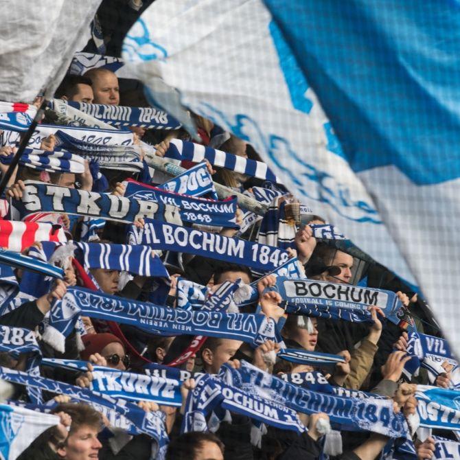 VfL Bochum gewinnt mit 3 : 0 in einer fairen Partie (Foto)