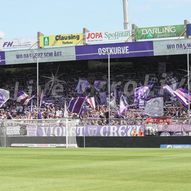 VfL Osnabrück  gewinnt gegen HSV klar (Foto)