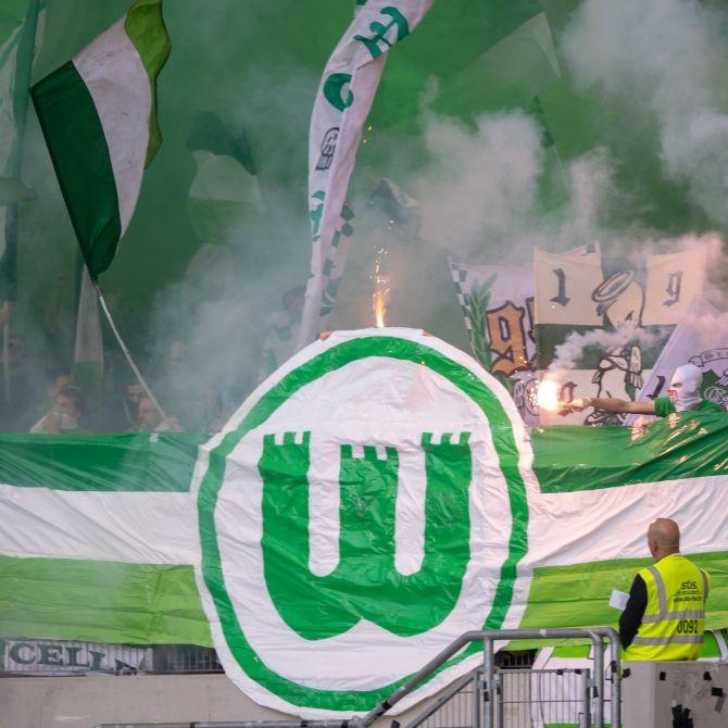 VfL Wolfsburg gewinnt mit 3 : 0 in einer fairen Partie (Foto)
