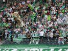 Wolfsburg - Bayern im TV