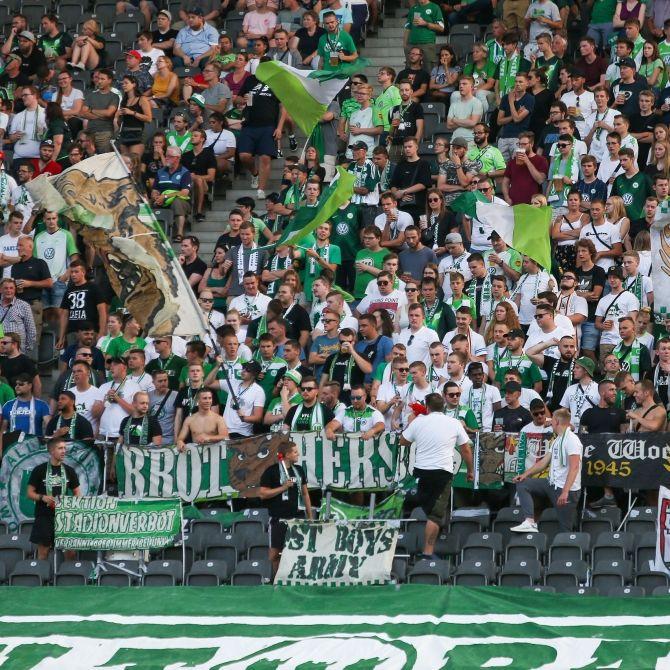 VfL Wolfsburg geht gegen Eintracht Frankfurt mit Remis aus dem Match (Foto)