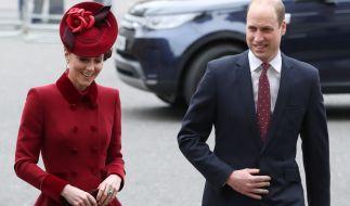 Kate Middleton und Prinz William setzen als künftiges Königspaar von England offenbar auf langfristige Planung. (Foto)