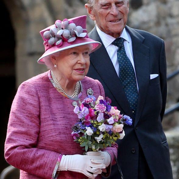 Corona-Gefahr! Große Sorge um Queen Elizabeths Prinzgemahl (Foto)