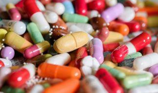 Die Medikamenten-Produktion ruht: Werden jetzt in Deutschland Arzneimittel knapp? (Symbolbild) (Foto)