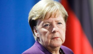 Merkel berät mit Ministerpräsidenten über schärfere Corona-Maßnahmen. (Foto)