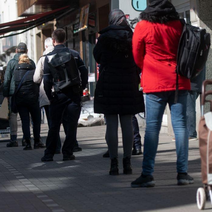 Harte Zugangsbeschränkungen! DAS ändert sich nun beim Einkaufen (Foto)