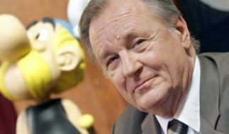 Asterix-Zeichner Albert Uderzo ist im Alter von 92 Jahren gestorben. (Foto)