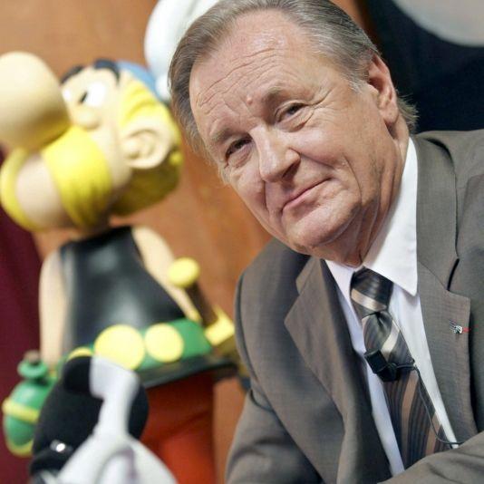 Familie trauert! Asterix-Schöpfer mit 92 Jahren im Schlaf gestorben (Foto)