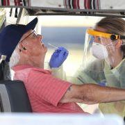 US-Politiker würde ältere Covid-19-Infizierte sterben lassen (Foto)