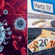 Hartz IV, Corona und Co.! Neue Gesetze ab 1. April (Foto)