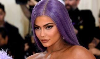 Mit ihrem neuesten Instagram-Post heizt Kylie Jenner ihren Fans zu Coronazeiten ordentlich ein. (Foto)
