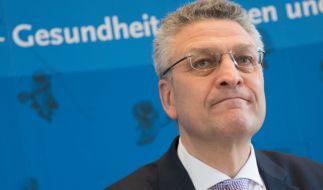 Prof. Dr. Lothar H. Wieler ist der Präsident des Robert-Koch-Instituts. (Foto)