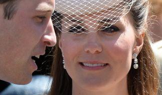 Kate Middleton hat zu einem Mitglied des britischen Königshauses einen ganz besonderen Draht - doch die Rede ist nicht von Prinz William. (Foto)
