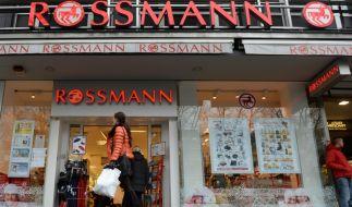 Rossmann ändert im Zuge der Coronakrise seine Hygiene-Regeln. (Foto)