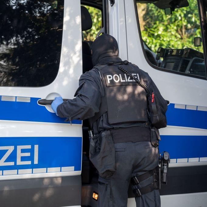 Waffensammler! SO gefährlich sind die Reichsbürger wirklich (Foto)
