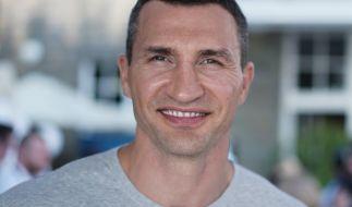 Wladimir Klitschko privat