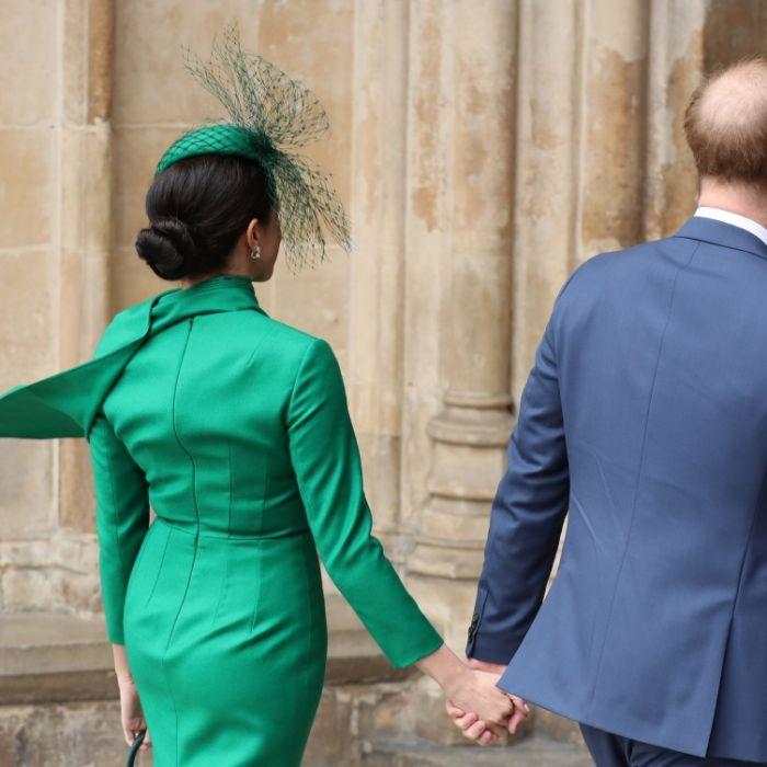 Kein Megxit! Kehren sie doch in die Königsfamilie zurück? (Foto)