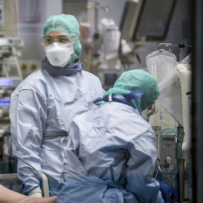 Immer mehr Klinik-Personal infiziert! Geheimpapier warnt vor Corona-Kollaps (Foto)