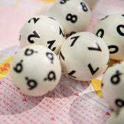 Ziehung der Lottozahlen für zwei Millionen Euro (Foto)