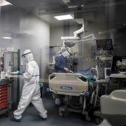 1. Klinik musste Infizierte ausfliegen! SO voll sind unsere Krankenhäuser (Foto)