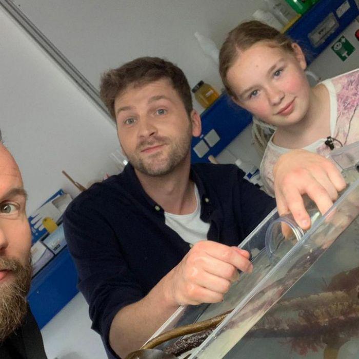 """Wiederholung von """"Meeresbiologie"""" - Folge 35, Staffel 3 online und im TV (Foto)"""