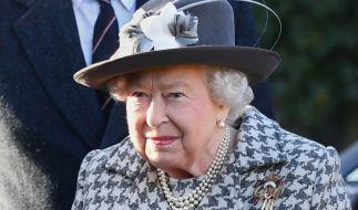 Die Sorge ist groß, Queen Elizabeth II. könnte sich mit dem Coronavirus infiziert haben. (Foto)