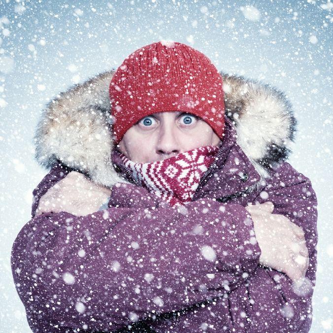 Kälte-Horror! Temperatursturz kühlt die BRD auf -15 Grad runter (Foto)