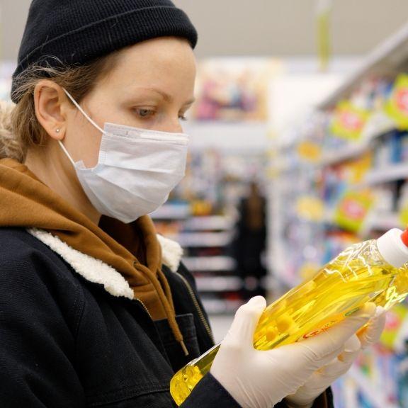 Neuer Corona-Schutz! Ab sofort Masken-Pflicht im Supermarkt (Foto)