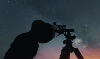 Diese Astro-Highlights gibt's im April. (Foto)