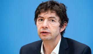 Der deutsche Virologe Christian Drosten. (Foto)