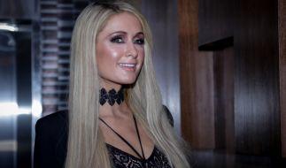 Paris Hilton hat in den Kuschelmodus geschalten. (Foto)