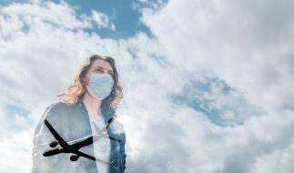 Der Rückgang des Flugverkehrs beeinflusst während der Corona-Krise nun auch das Wetter. (Foto)