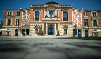Die Bayreuther Festspiele werden in diesem Jahr wegen der Corona-Krise nicht stattfinden. (Foto)