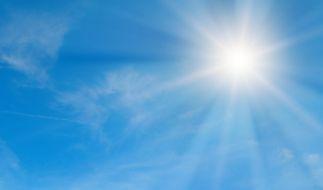 Am Wochenende sollen die Temperaturen kräftig steigen. (Foto)