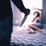 Quarantäne-Mord! Mann schlachtet Frau und Tochter (7) ab (Foto)