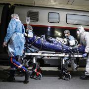 Covid-19-Patient spuckt Zug-Passagier an! Wenig später stirbt er (Foto)
