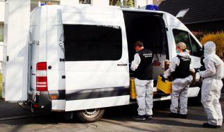 Vater, Mutter, drei Kinder: Eine Familie wurde in Dortmund gewaltsam ausgelöscht. (Foto)