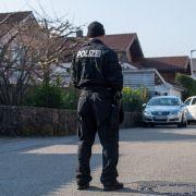 Bundespolizistin erschießt Töchter und sich selbst (Foto)