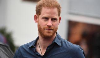 Prinz Harry wird nach dem Megxit von Schuldgefühlen geplagt. (Foto)