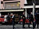 In der südfranzösischen StadtRomans-sur-Isère hat ein Mann zwei Menschen erstochen. (Foto)