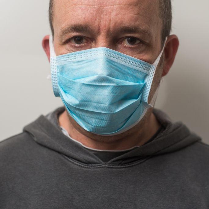 Covid-19-Studie! Sterberisiko bei Männern deutlich höher (Foto)