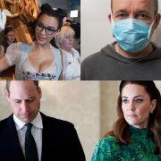 Coronavirus: Männer in Gefahr / Verona Pooth: Heiße MILF / Royals: Covid-19 Panik (Foto)