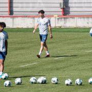 Bundesligisten trotz Spiel-Sperre wieder im Training (Foto)