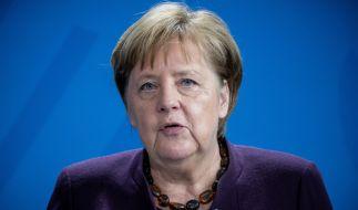 Am Montagnachittag trat Angela Merkel vor die Presse. DAS sind die Reaktionen auf Twitter. (Foto)