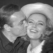 Honor Blackman, Schauspielerin (22.08.1925 - 05.04.2020)