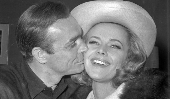 Honor Blackman, Schauspielerin (22.08.1925 - 05.04.2020) (Foto)