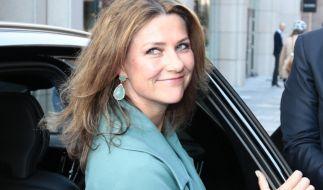 Plant Prinzessin Märtha Louise eine Hochzeit mit ihrem Schamanen-Freund? (Foto)