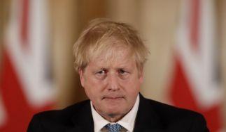 SO geht es dem britischen Premier Boris Johnson mit seiner Covid-19-Erkrankung auf der Intensivstation. (Foto)