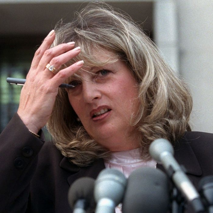 Enthüllerin der US-Lewinsky-Affäre stirbt an Krebs (Foto)