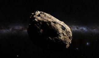 Vier Asteroiden fliegen an Ostern in Erdnähe an der Erde vorbei. (Foto)